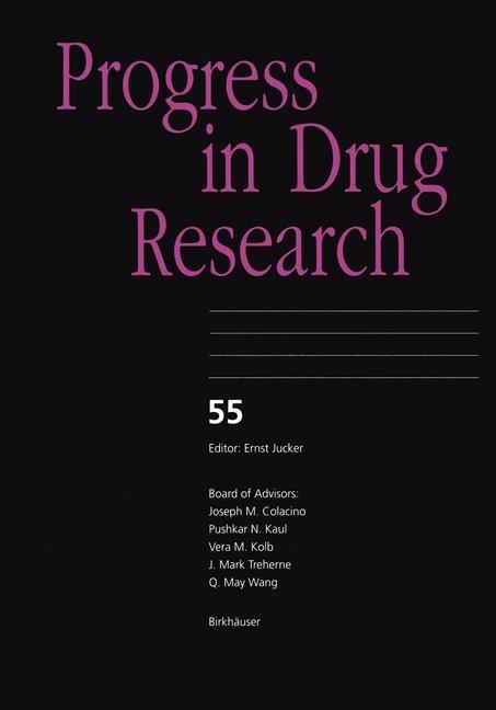 Abbildung von Progress in Drug Research | 2012