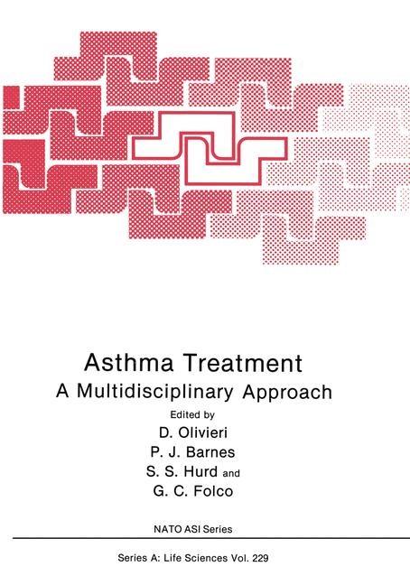 Asthma Treatment | Olivieri / Barnes / Hurd / Folco, 2012 | Buch (Cover)