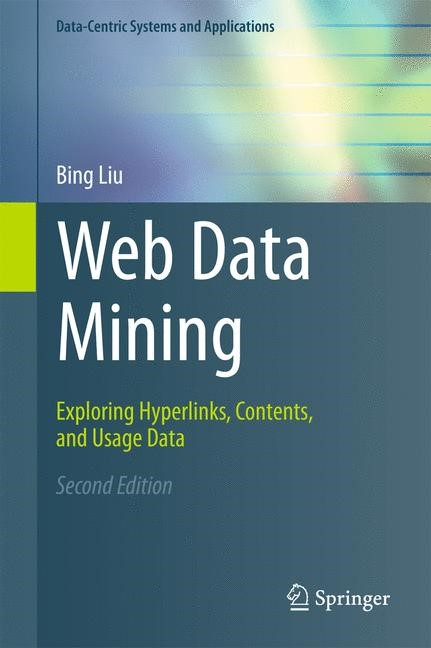 Web Data Mining | Liu, 2013 | Buch (Cover)