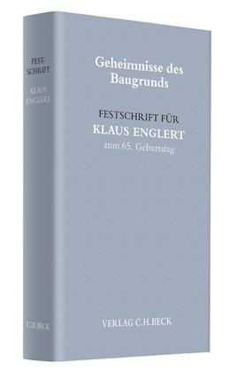 Abbildung von Geheimnisse des Baugrunds | 1. Auflage | 2014 | beck-shop.de