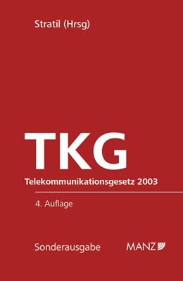 Abbildung von Polster / Singer / Steinmaurer | TKG Telekommunikationsgesetz 2003 | 4. Auflage 2013 | 2013 | 97
