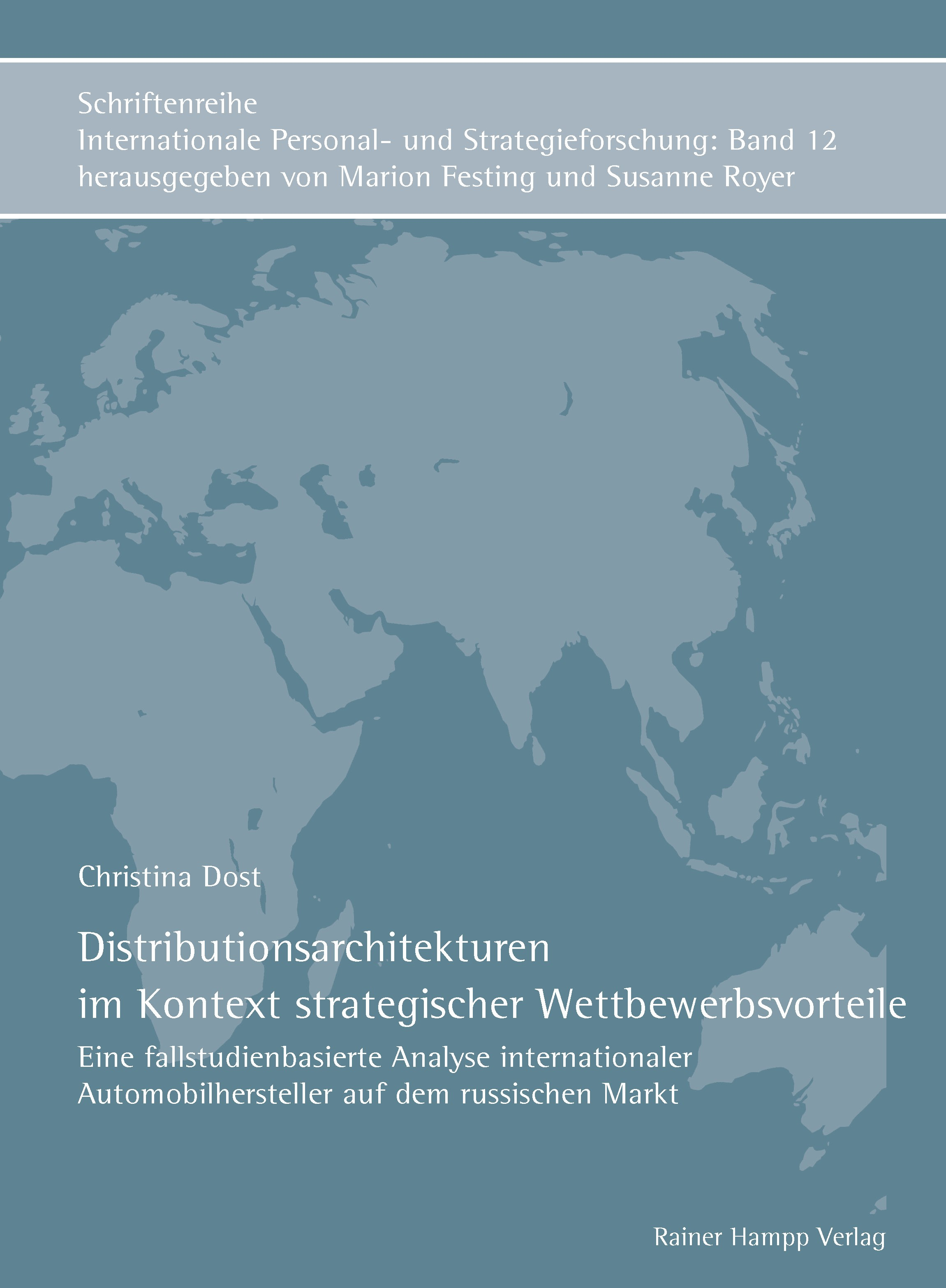 Abbildung von Dost   Distributionsarchitekturen im Kontext strategischer Wettbewerbsvorteile   2013