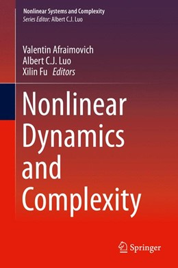 Abbildung von Afraimovich / Luo / Fu | Nonlinear Dynamics and Complexity | 2013 | 8