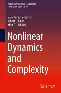 Abbildung von Afraimovich / Luo | Nonlinear Dynamics and Complexity | 1. Auflage | 2013 | 8 | beck-shop.de