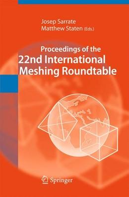 Abbildung von Sarrate / Staten | Proceedings of the 22nd International Meshing Roundtable | 2013