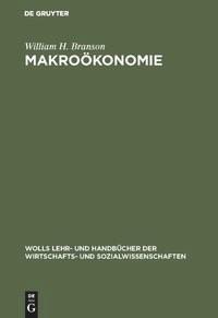 Makroökonomie | Branson | Reprint 2017, 1997 | Buch (Cover)