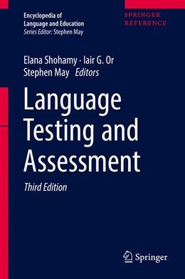 Abbildung von Shohamy / Or   Language Testing and Assessment   3. Auflage   2017   beck-shop.de