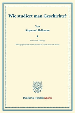 Abbildung von Hellmann | Wie studiert man Geschichte? | 1. Auflage | 2013 | beck-shop.de