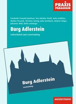 Abbildung von Burg Adlerstein | 1. Auflage | 2014 | beck-shop.de