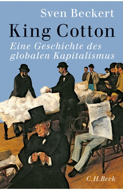 Cover: Sven Beckert, King Cotton
