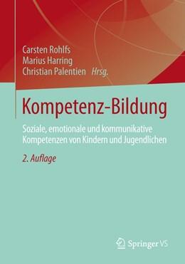 Abbildung von Rohlfs / Harring | Kompetenz-Bildung | 2. Auflage | 2013 | beck-shop.de