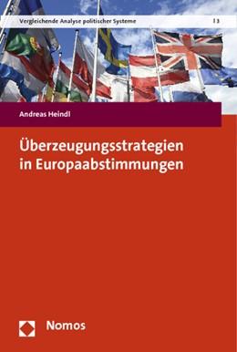 Abbildung von Heindl | Überzeugungsstrategien in Europaabstimmungen | 1. Auflage | 2014 | 3 | beck-shop.de