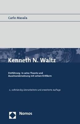 Abbildung von Masala   Kenneth N. Waltz   2., vollständig überarbeitete und erweiterte Auflage 2014   2014   Einführung in seine Theorie un...
