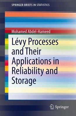 Abbildung von Abdel-Hameed | Lévy Processes and Their Applications in Reliability and Storage | 2013