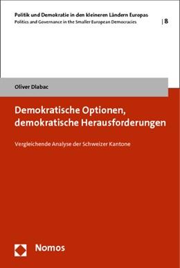Abbildung von Dlabac | Demokratische Optionen, demokratische Herausforderungen | 1. Auflage | 2013 | 8 | beck-shop.de