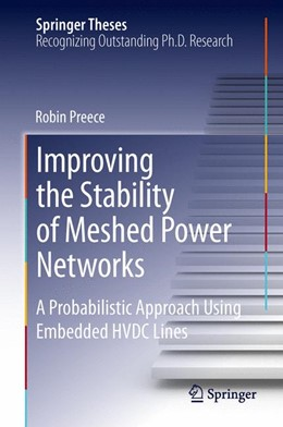 Abbildung von Preece | Improving the Stability of Meshed Power Networks | 2013 | A Probabilistic Approach Using...