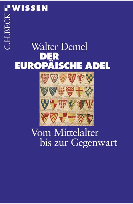 Cover: Walter Demel, Der europäische Adel