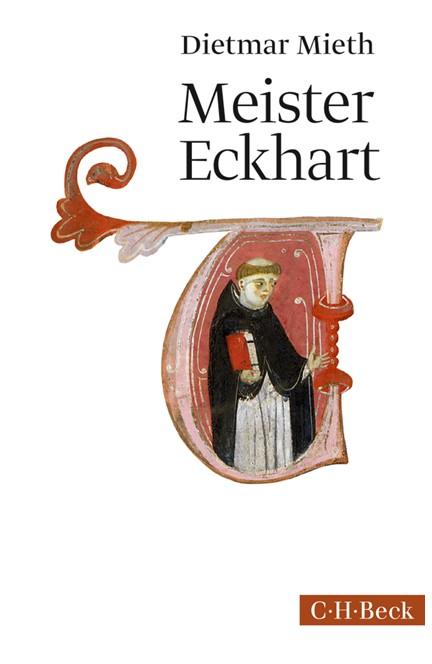 Cover: Dietmar Mieth, Meister Eckhart