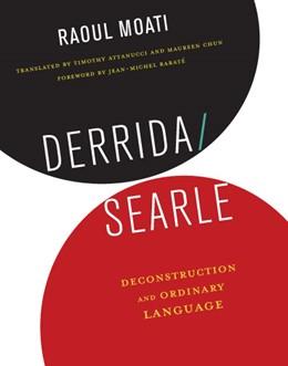 Abbildung von Moati | Derrida/Searle | 2014