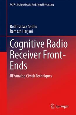 Abbildung von Sadhu / Harjani | Cognitive Radio Receiver Front-Ends | 1. Auflage | 2013 | 115 | beck-shop.de