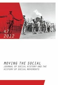 Moving the Social 47/2012, 2013 | Buch (Cover)