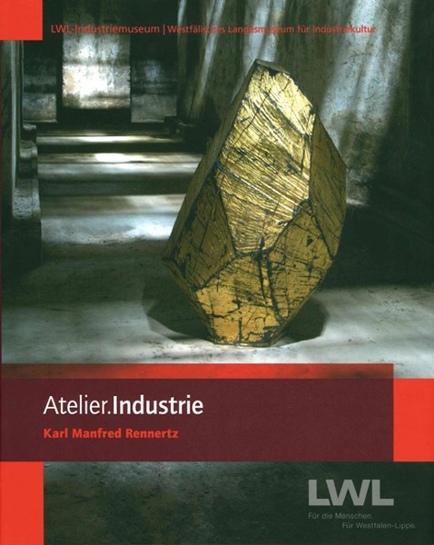 Atelier.Industrie | / Zache / Dommer, 2013 | Buch (Cover)