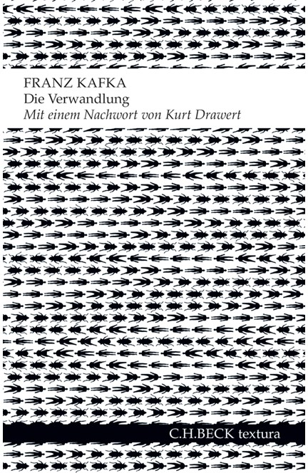 Cover: Franz Kafka, Die Verwandlung