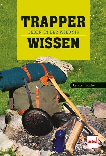 Trapperwissen | Bothe | Neuauflage, 2014 | Buch (Cover)