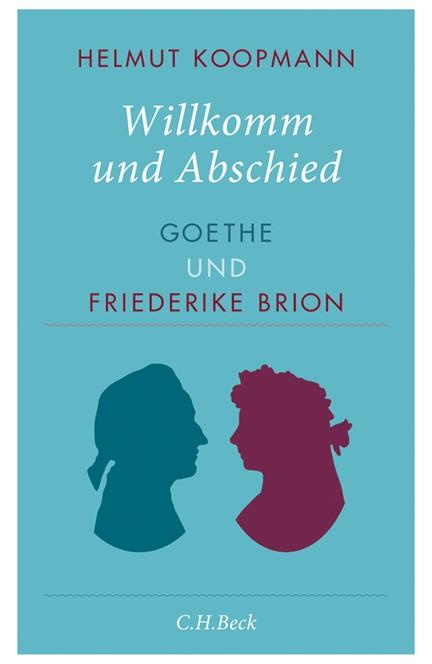 Cover: Helmut Koopmann, Willkomm und Abschied