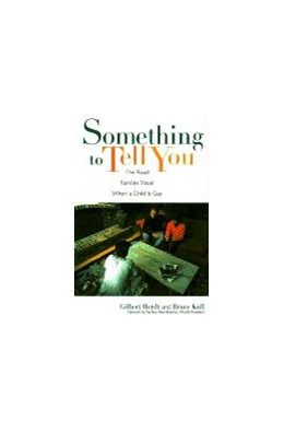 Abbildung von Herdt / Koff | Something to Tell You | 2000 | The Road Families Travel When ...