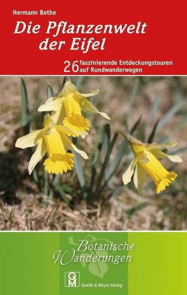 Die Pflanzenwelt der Eifel | Bothe, 2014 | Buch (Cover)