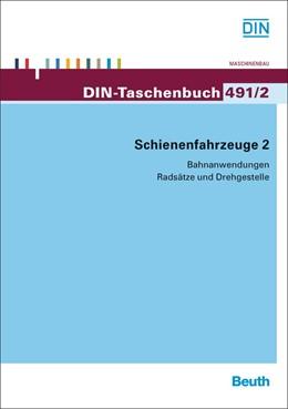 Abbildung von Schienenfahrzeuge 2 | 1. Auflage | 2014 | 491/2 | beck-shop.de
