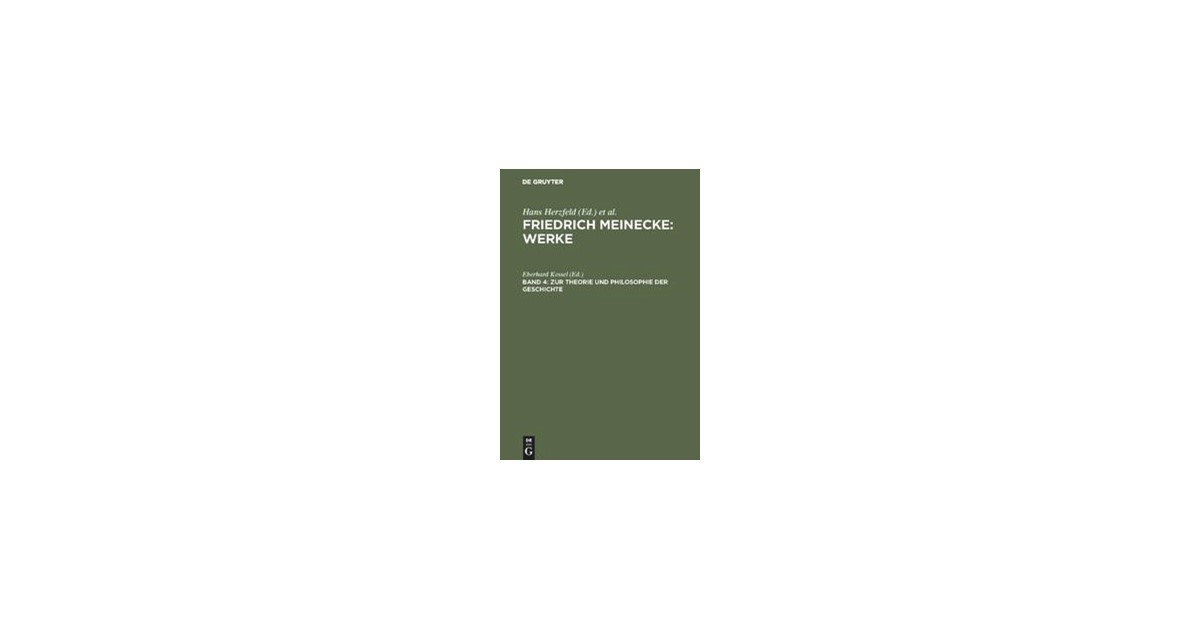 Zur Theorie und Philosophie der Geschichte | Kessel | 2. Aufl ...