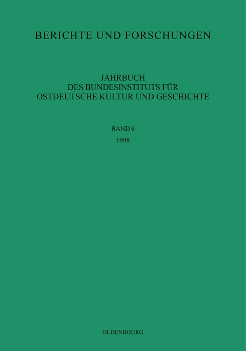 1998, 1998   Buch (Cover)