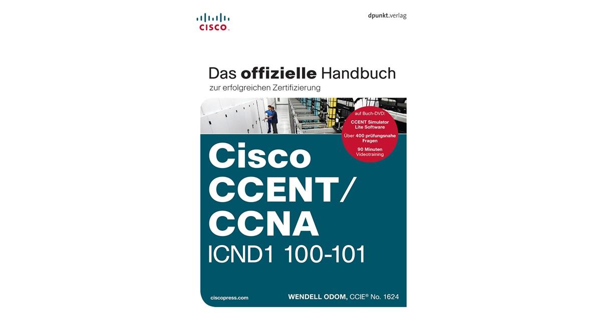 Cisco CCENT/CCNA ICND1 100-101 | Odom | Übersetzung der 2 ...