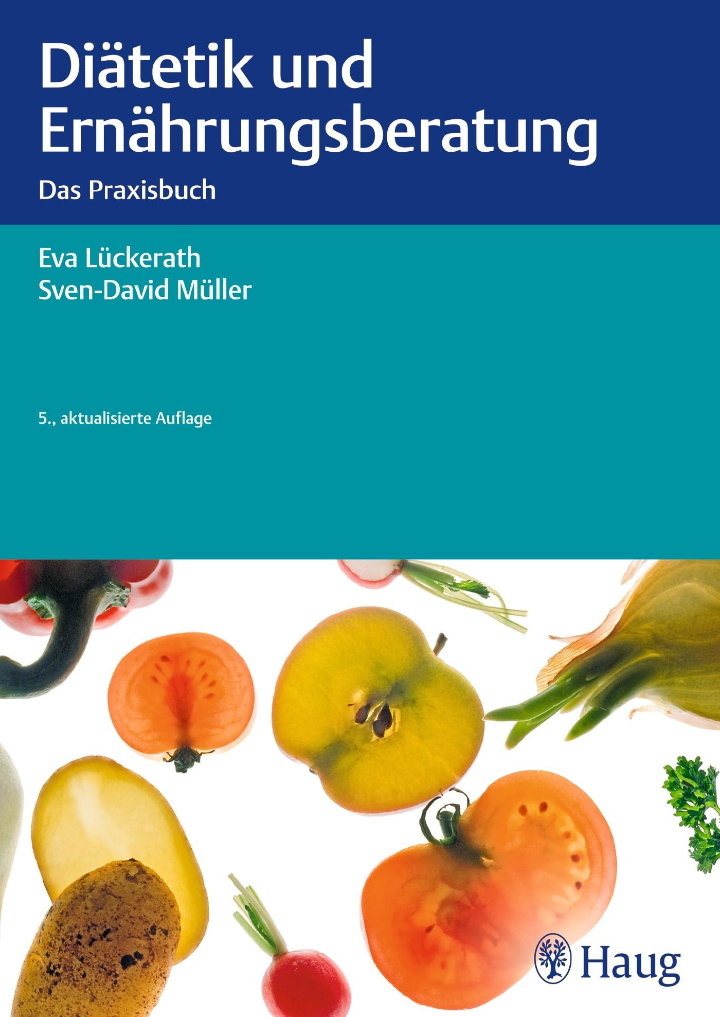 Diätetik und Ernährungsberatung | Lückerath / Müller, 2013 | Buch (Cover)