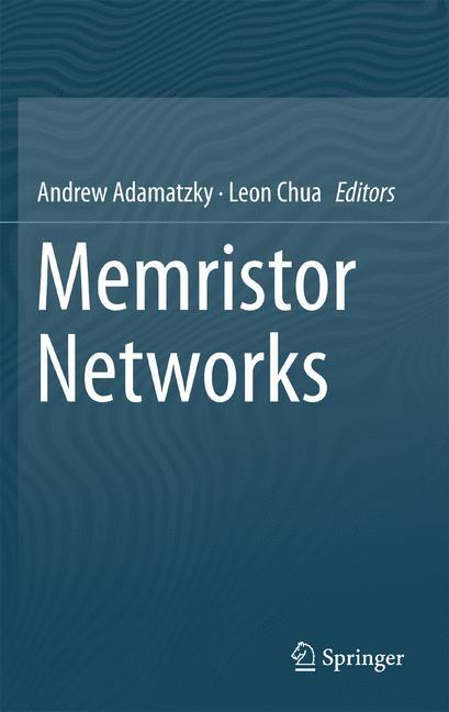 Memristor Networks | Adamatzky / Chua, 2014 | Buch (Cover)