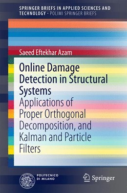 Abbildung von Eftekhar Azam | Online Damage Detection in Structural Systems | 1. Auflage | 2014 | beck-shop.de