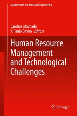 Abbildung von Machado / Davim | Human Resource Management and Technological Challenges | 1. Auflage | 2013 | beck-shop.de