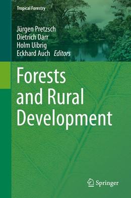 Abbildung von Pretzsch / Darr / Uibrig / Auch | Forests and Rural Development | 2014