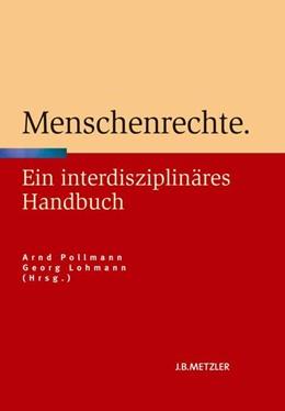 Abbildung von Pollmann / Lohmann | Menschenrechte | 2012 | Ein interdisziplinäres Handbuc...