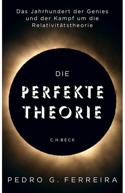 Cover: Pedro G. Ferreira, Die perfekte Theorie
