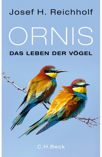 Cover: Josef H. Reichholf, Ornis