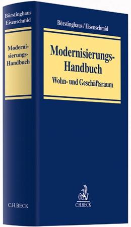 Abbildung von Börstinghaus / Eisenschmid   Modernisierungs-Handbuch   2014   Wohn- und Geschäftsraum