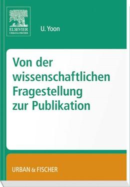 Abbildung von Yoon   Von der wissenschafltichen Fragestellung zur Publikation   2014