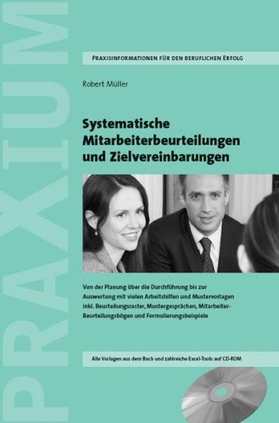Systematische Mitarbeiterbeurteilungen und Zielvereinbarungen   Müller   Nachdruck, 2013   Buch (Cover)