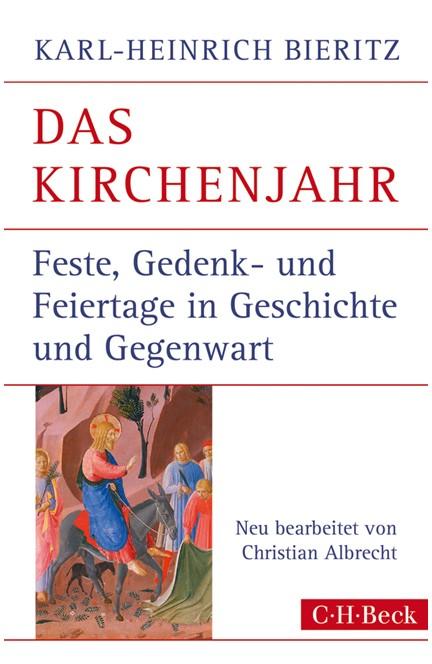 Cover: Karl-Heinrich Bieritz, Das Kirchenjahr
