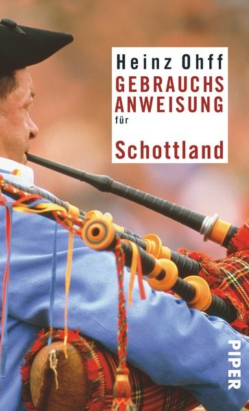 Gebrauchsanweisung für Schottland | Ohff | überarb. N.-A, 2002 | Buch (Cover)