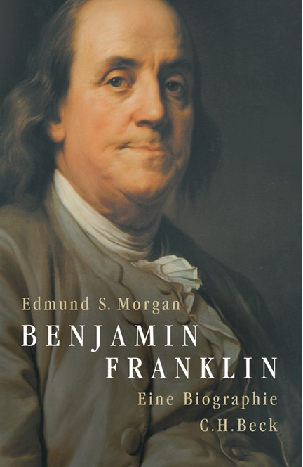 Cover: Edmund Morgan, Benjamin Franklin