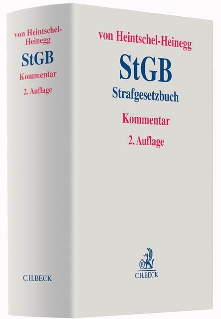 Strafgesetzbuch: StGB | von Heintschel-Heinegg | Buch (Cover)